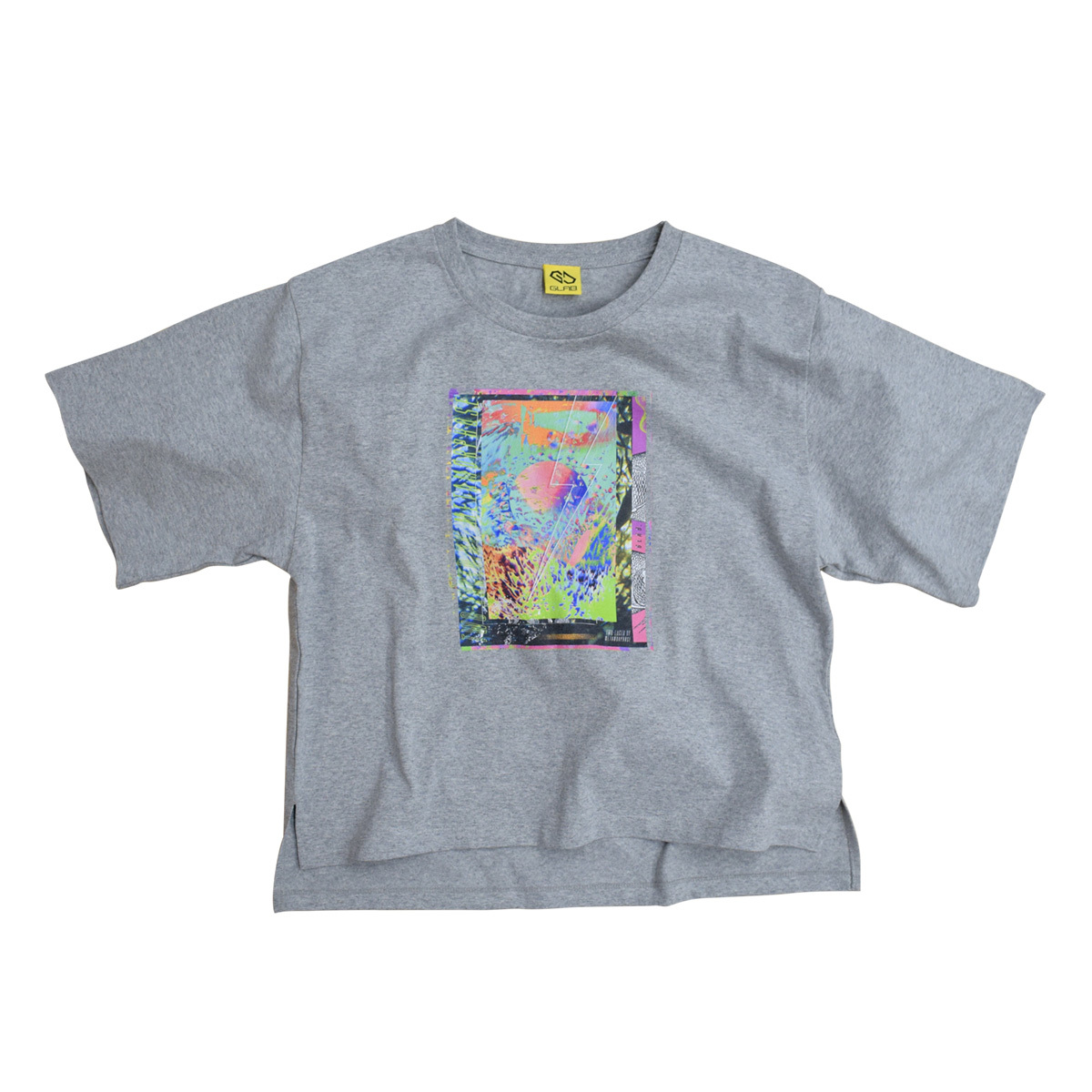 Two Faced BIG T-Shirts / Gray