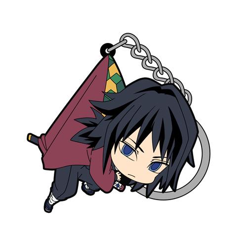 冨岡義勇 つままれキーホルダー  [鬼滅の刃]  / COSPA