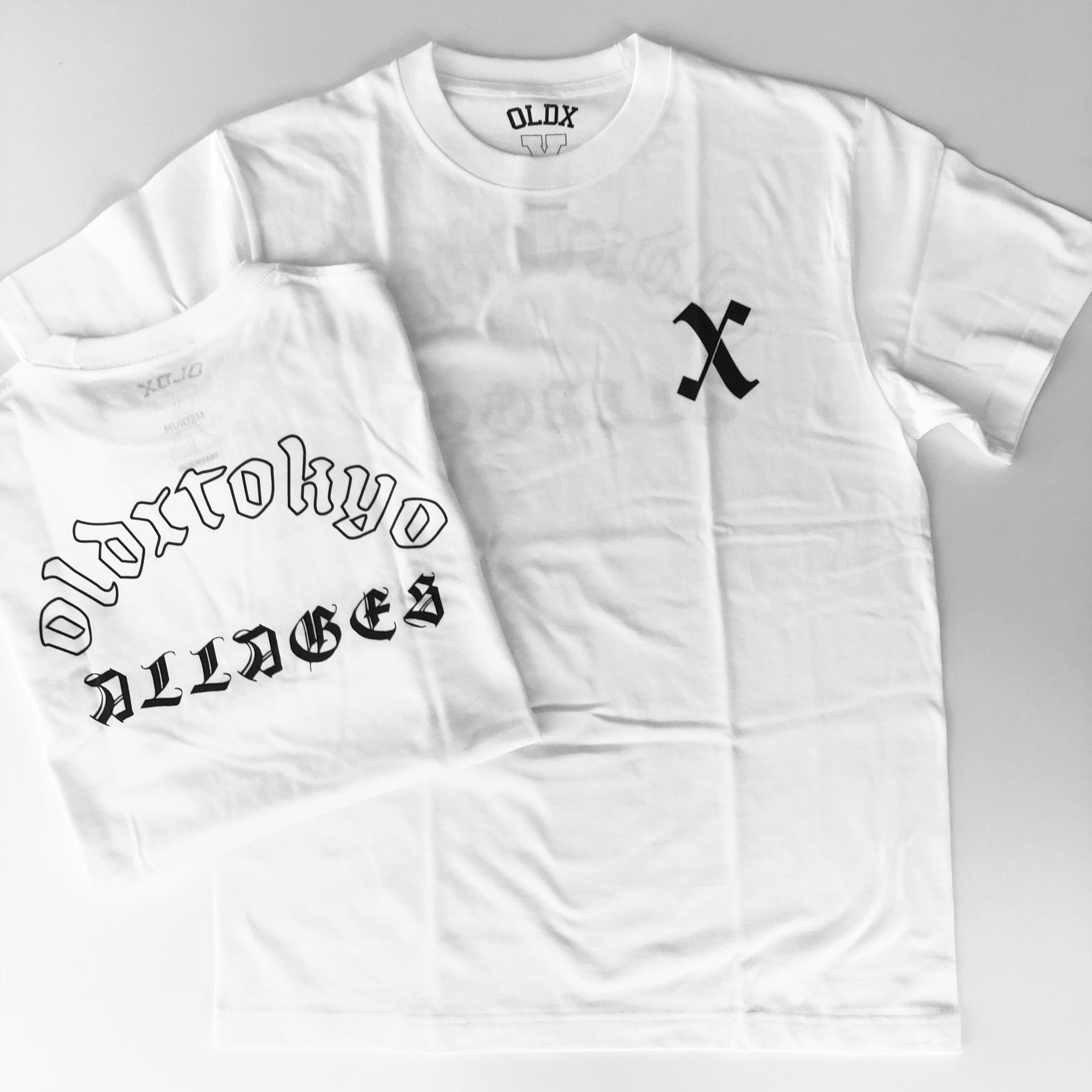 T.A T-shirts WHITE