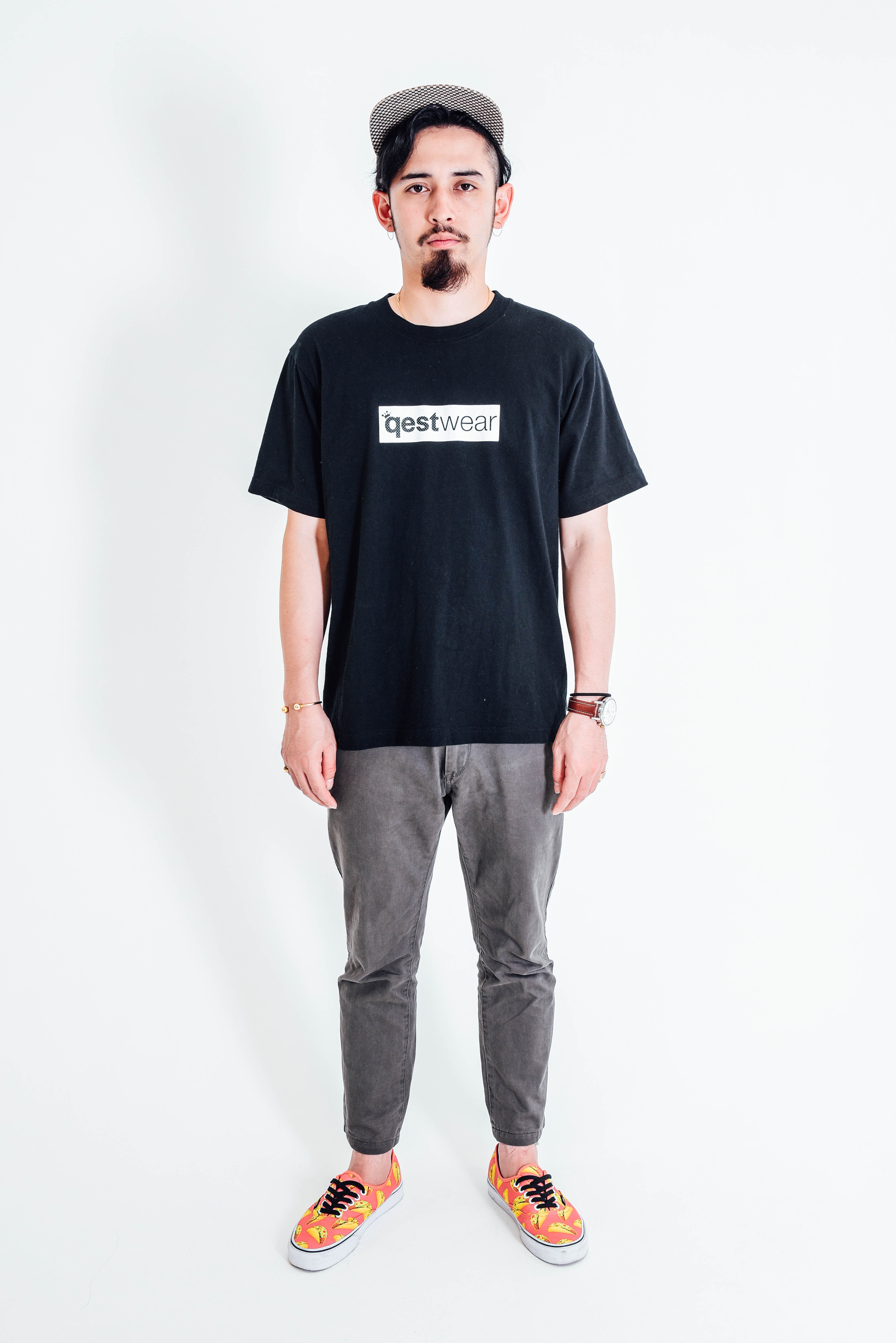 Box Logo Tshirt / Black - 画像3