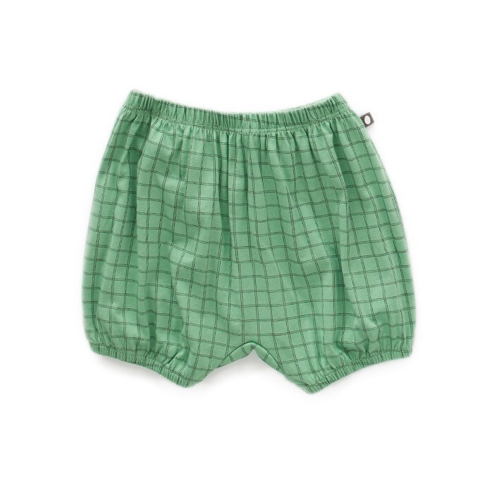 Oeuf bubble shorts / green