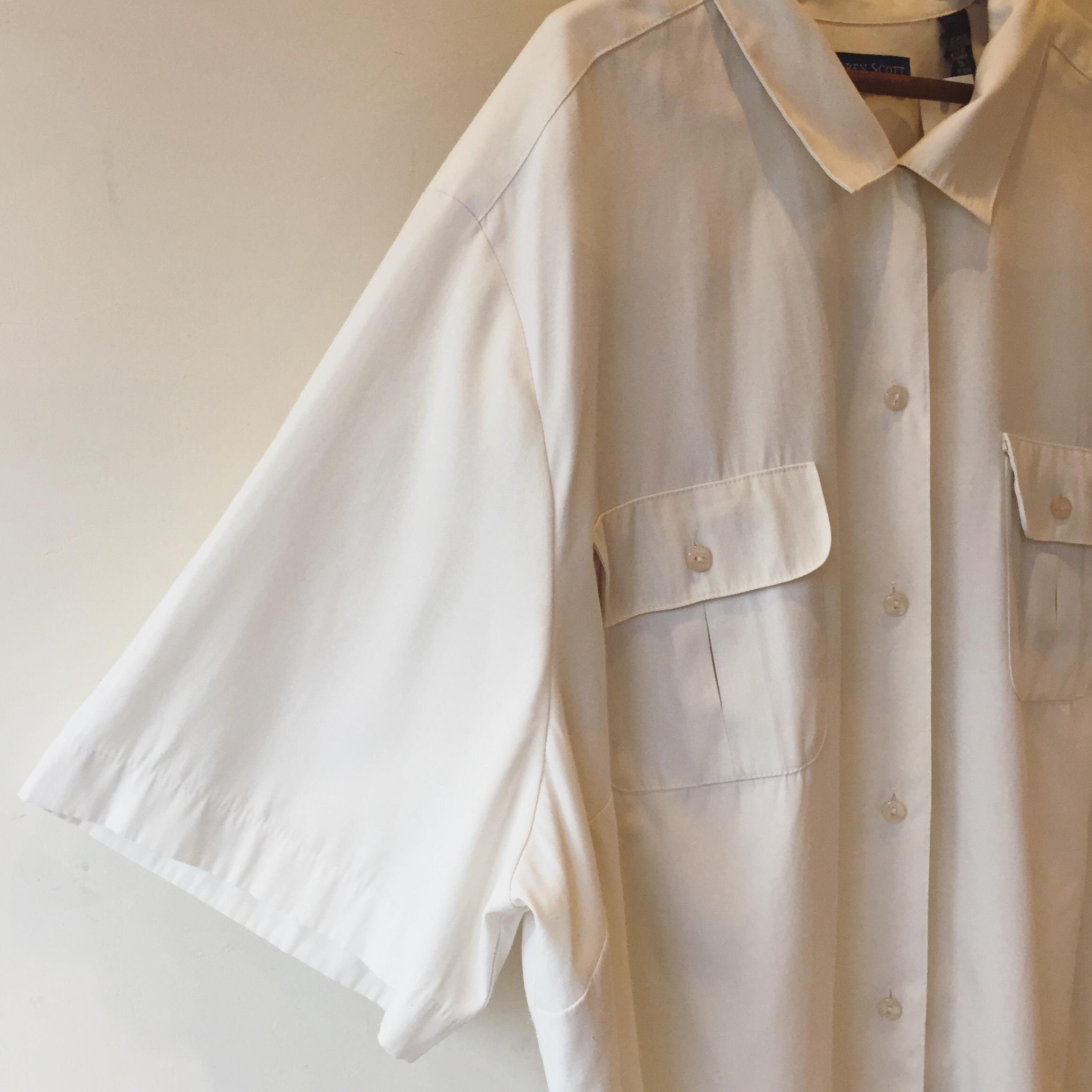 vintage wide shirts