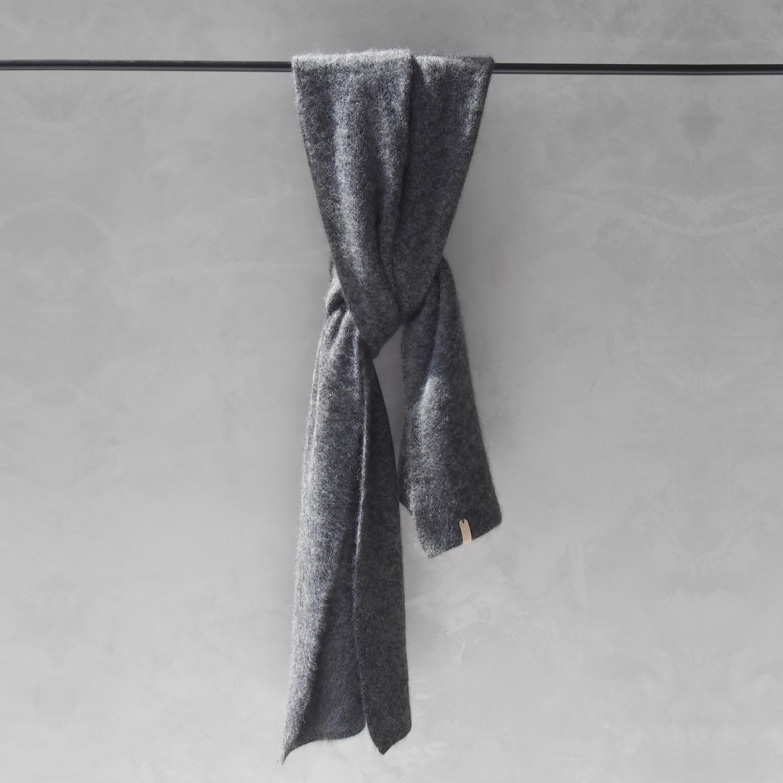 _Fot  knit stole