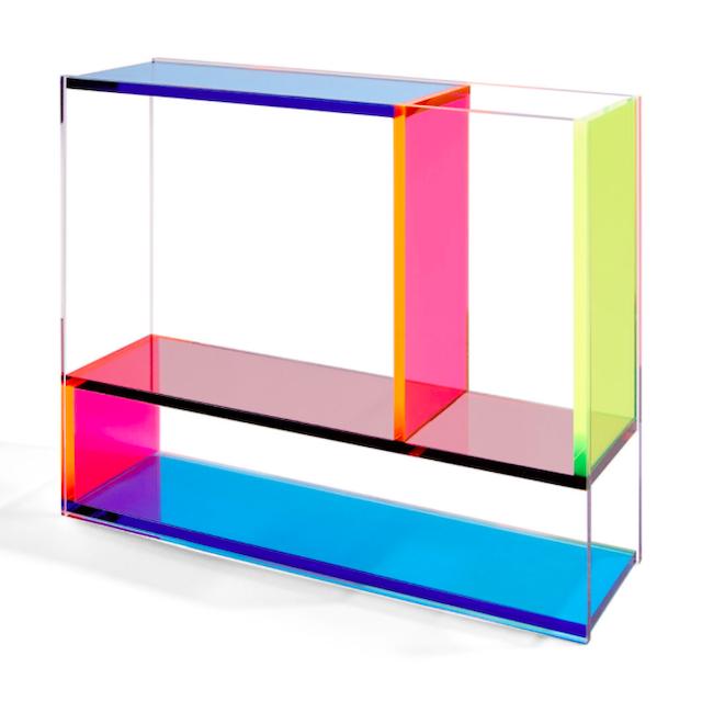 MoMA Neon Mondri Vase フラワーベース ネオンモンドリベース