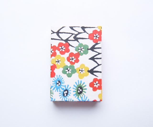"""京都型染アイシャドウ 千代紙 Kyoto Paper Box Eye Shadow """"Chiyogami"""" - 画像1"""