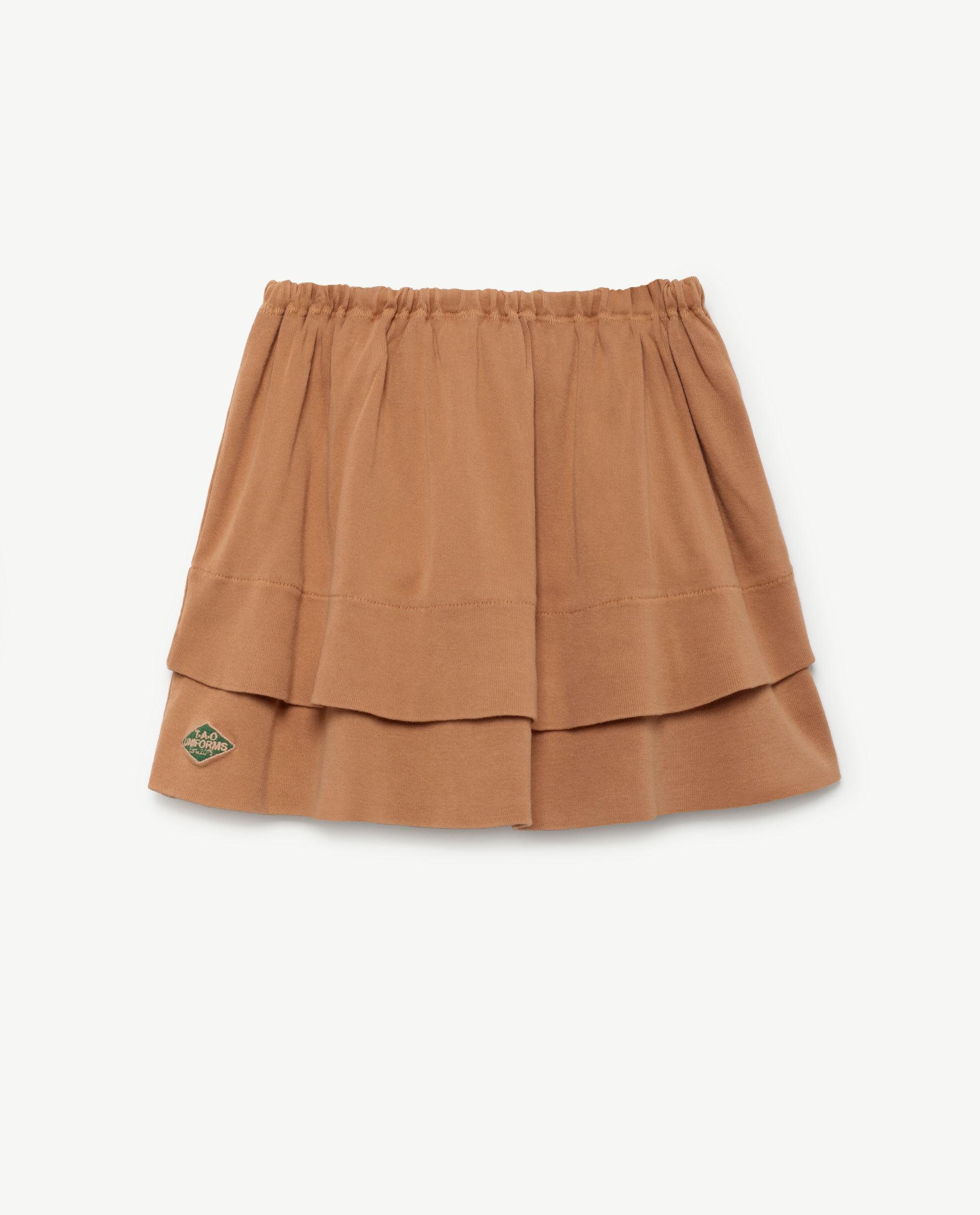 T.A.O.(THE ANIMALS OBSERVATORY) Seamstress kids skirt