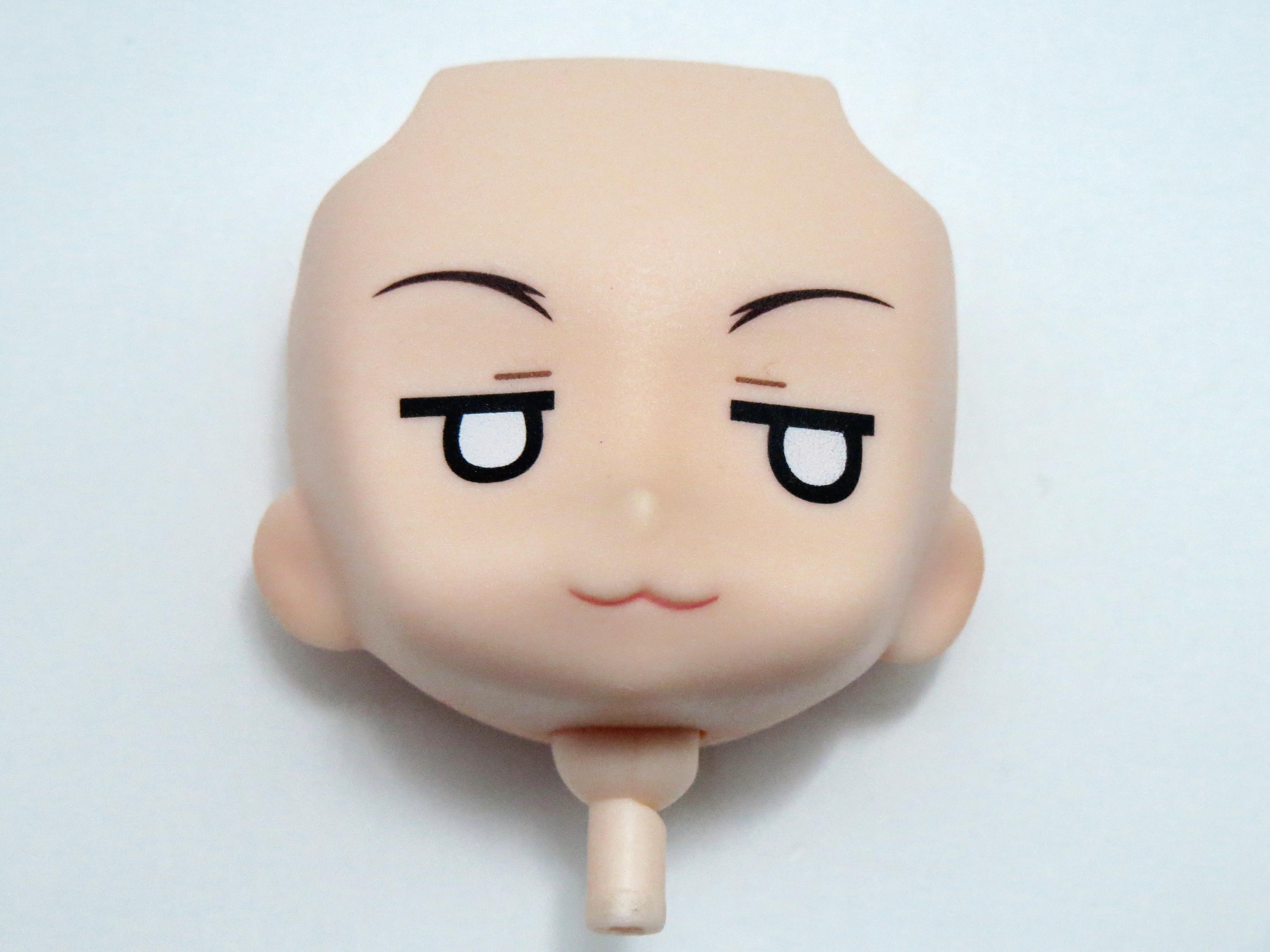再入荷【101】 田井中律 ライブステージセット 顔パーツ イタズラ顔 ねんどろいど