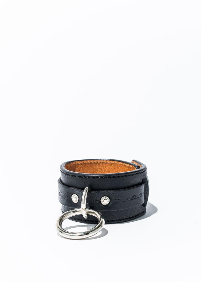 nahezu≒gleich / SID bracelet black/silver  - 画像1