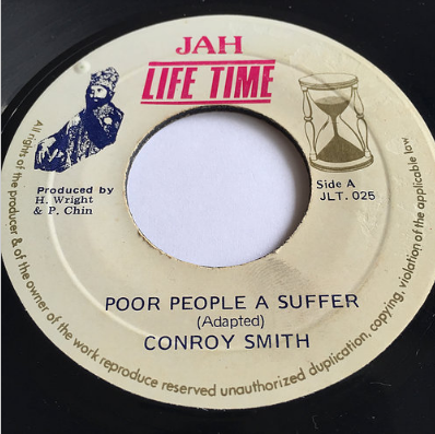 Conroy Smith(コンロイスミス) - Poor People A Suffer【7'】