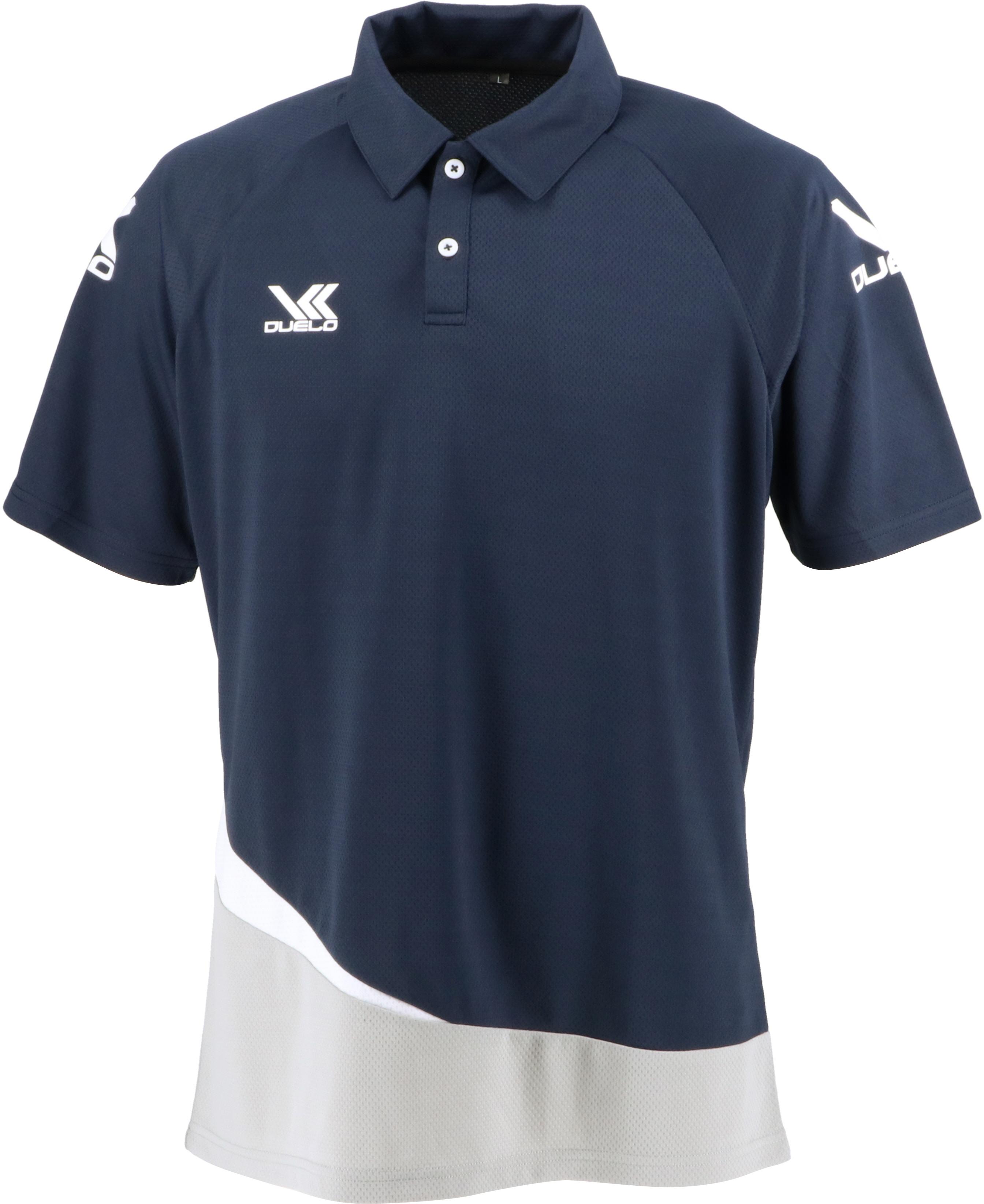 D030 Polo Shirt NVY