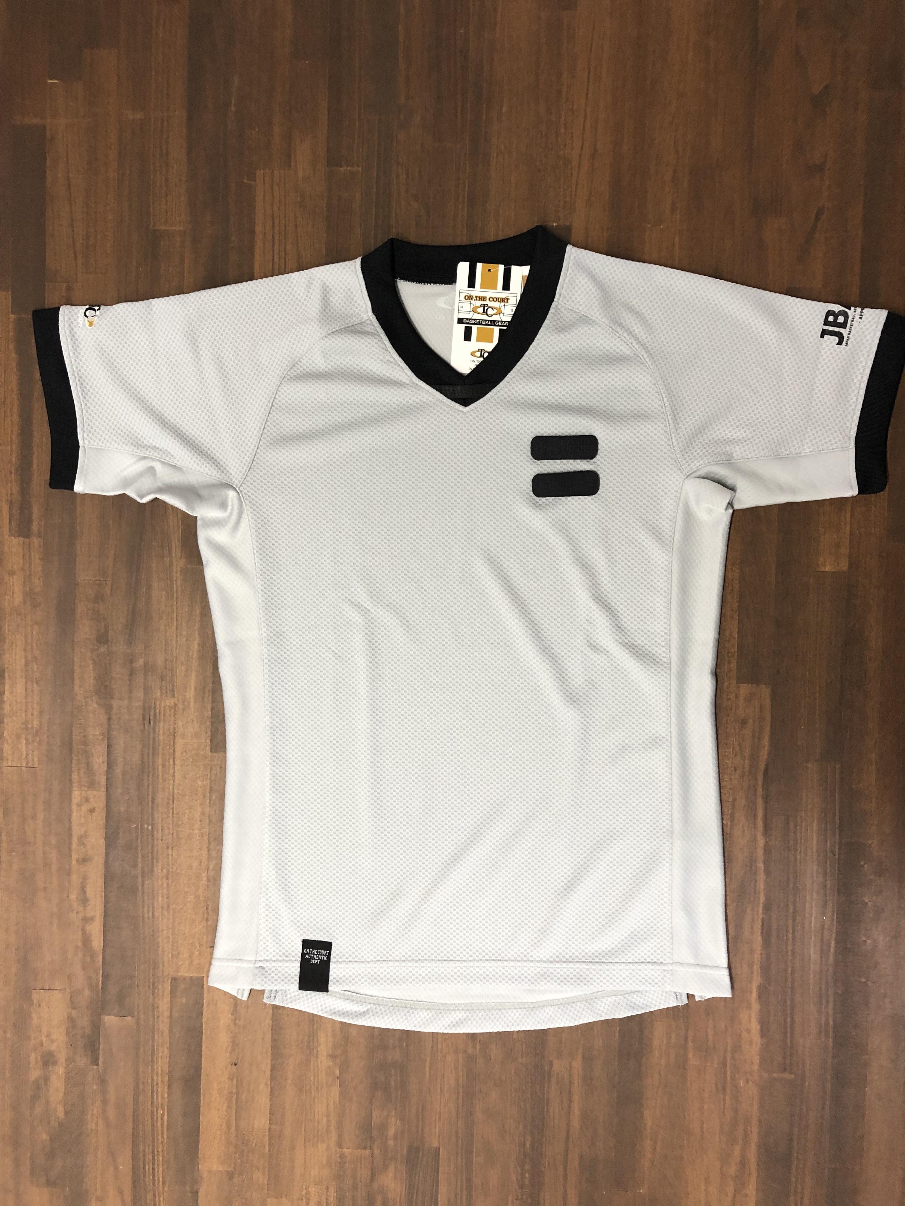 """""""新素材""""レフリーシャツ OTRF003【ON THE COURT】"""