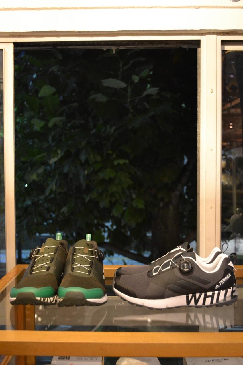 White Mountaineering /  White Mountaineering x adidas TERREX SNEAKER TWO BOA