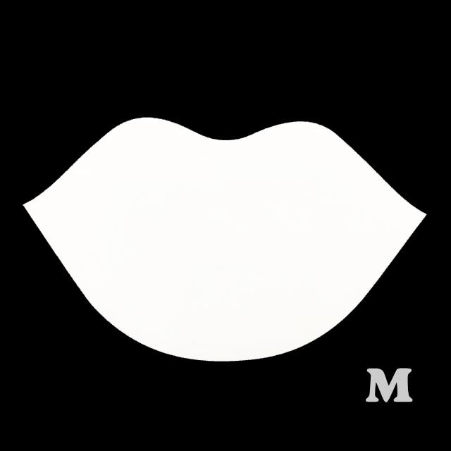 くちびる型(M)
