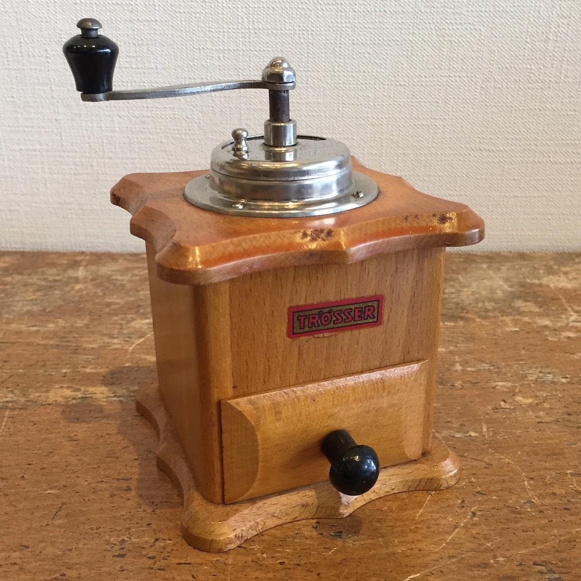 西ドイツ製コーヒーミル