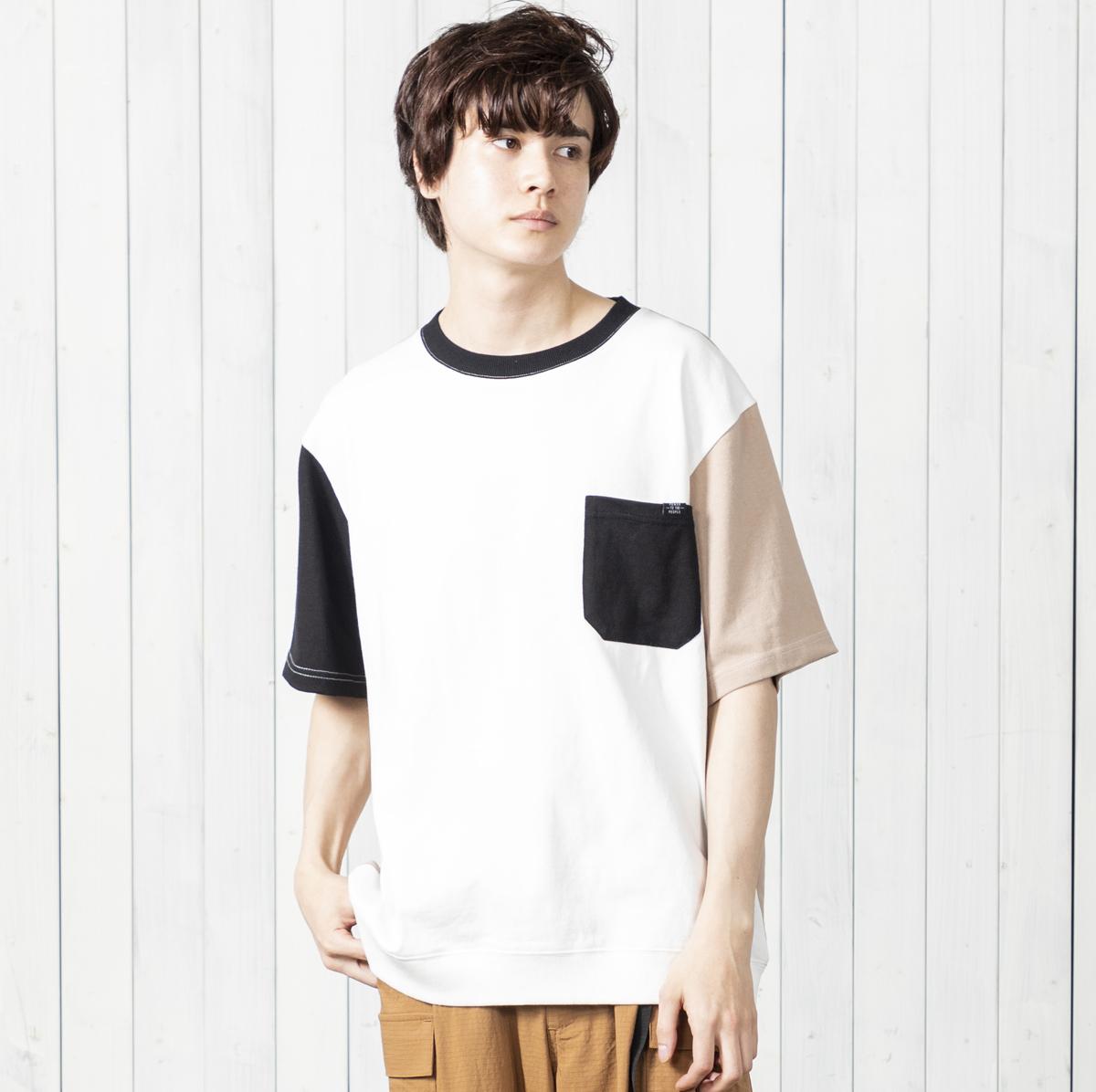 MOVING半袖トレーナーTシャツ NO0512126
