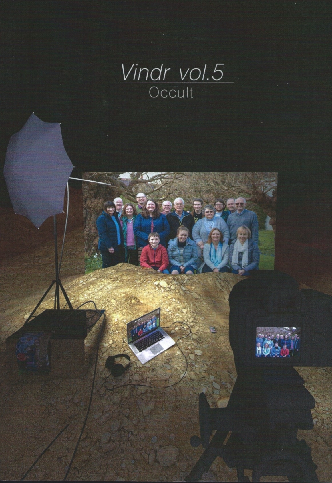 ビンダー vol.5 特集「オカルト」