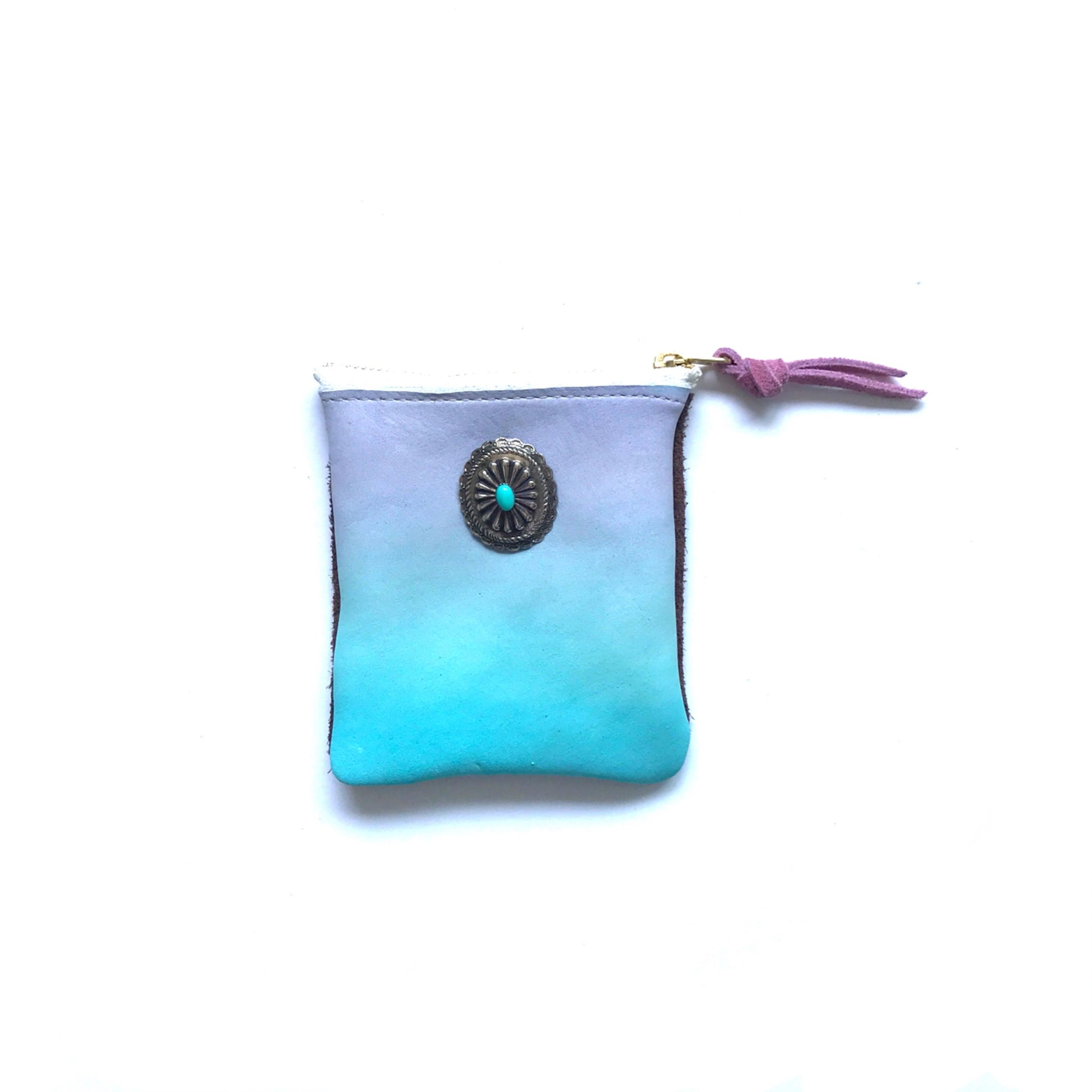 travel mini purse -gradation-