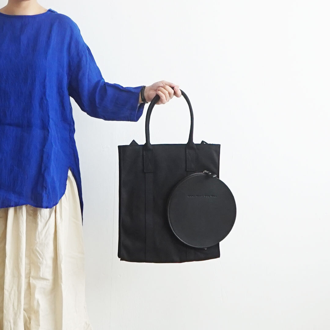 MAKE WHAT YOU WILL メイクワットユーウィル TOTE BAG トートバッグ 正規取扱店 (品番make-sylt-m-20102)