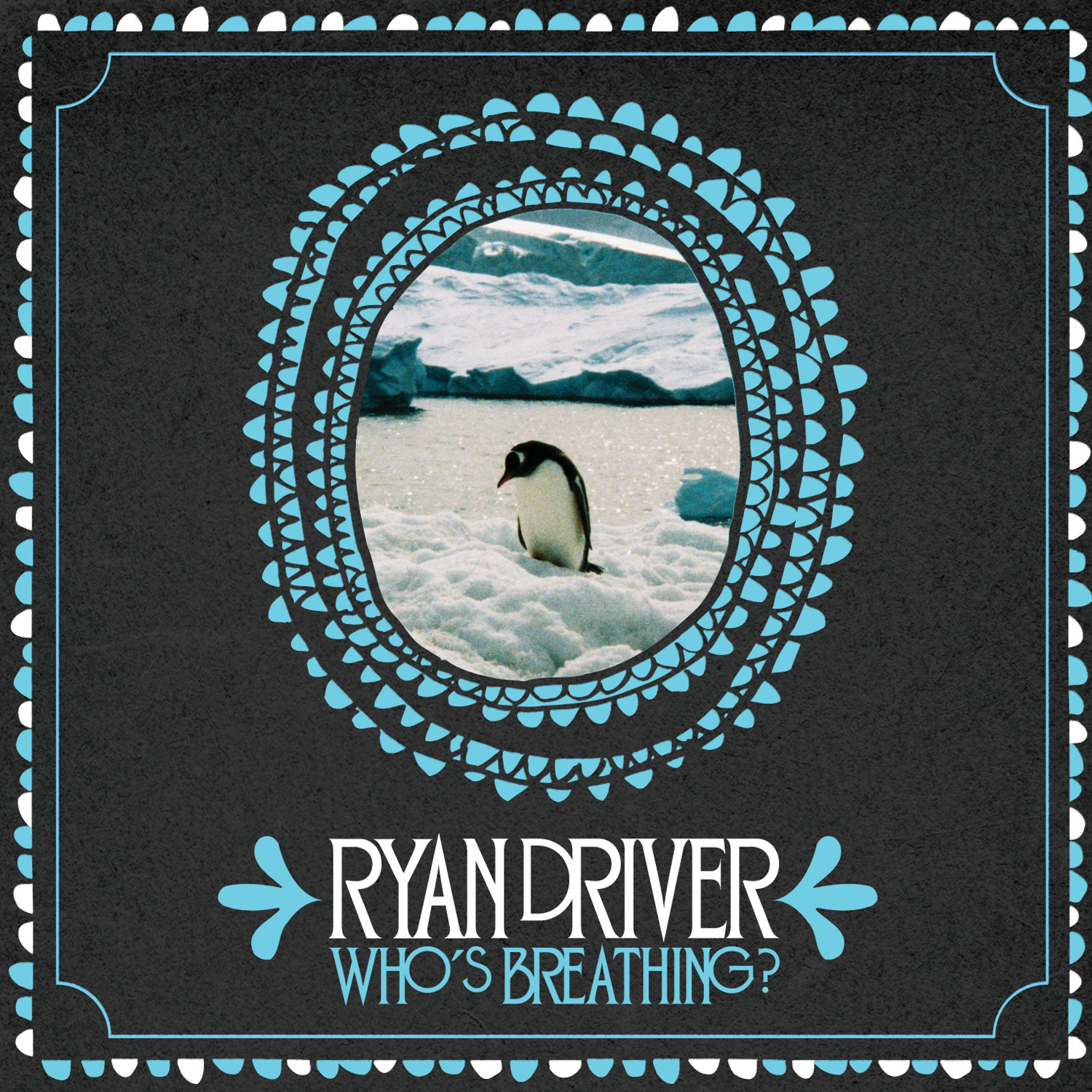 Ryan Driver『Who's Breathing?』(Fire Records)