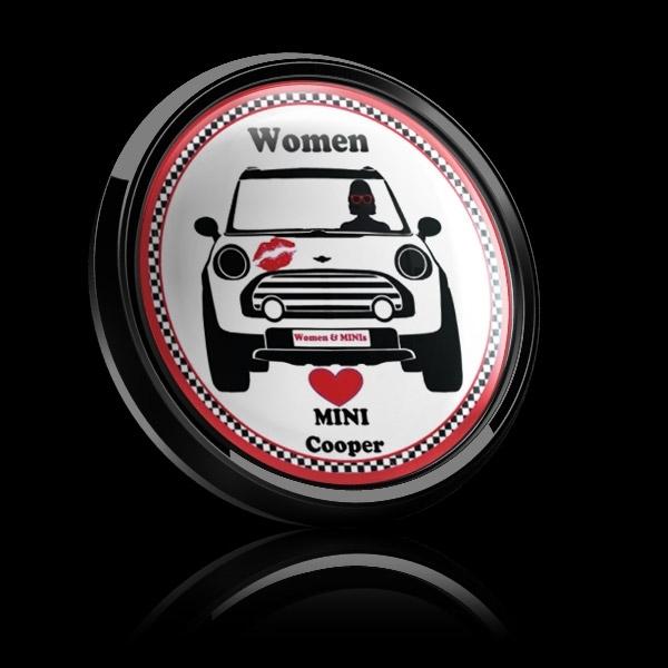ゴーバッジ(ドーム)(CD1103 - CLUB WOMEN AND MINIS 01) - 画像3
