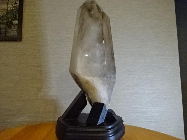 ライトニング水晶(虹入り)