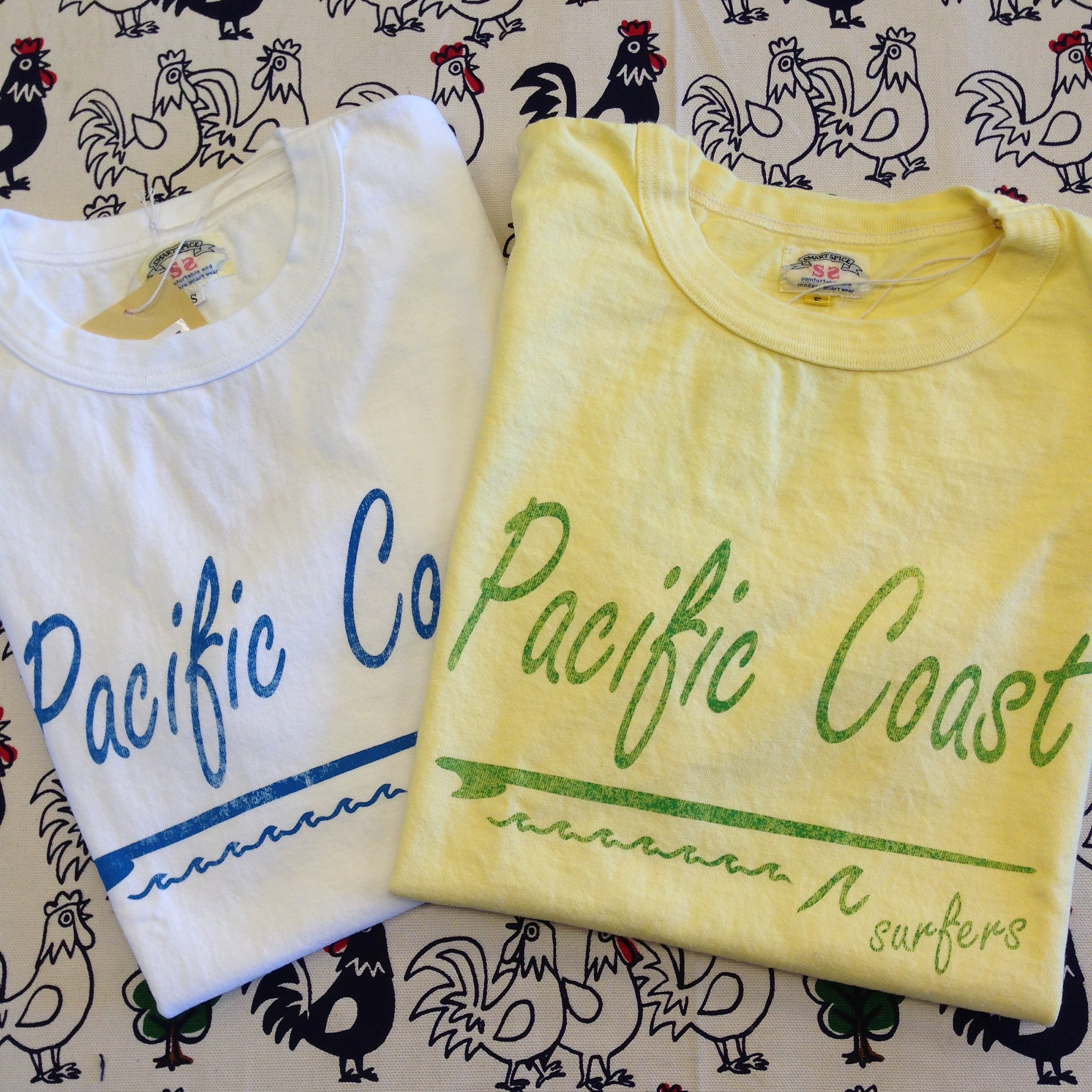 Smart spice(スマートスパイス) PACIFIC COAST S/S T-SHIRTS SMC0037