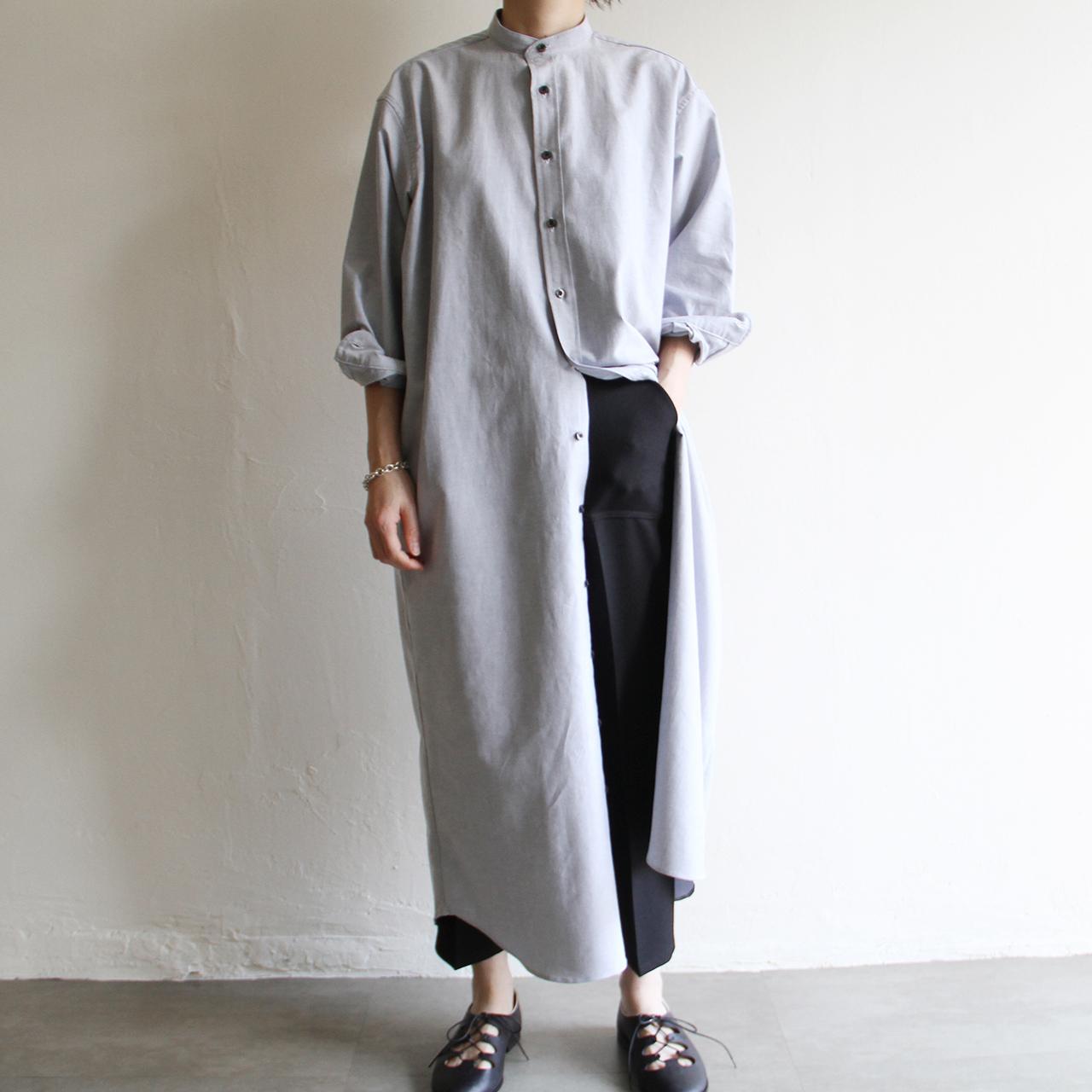 INDIVIDUALIZED SHIRTS 【 womens 】long shirts dress