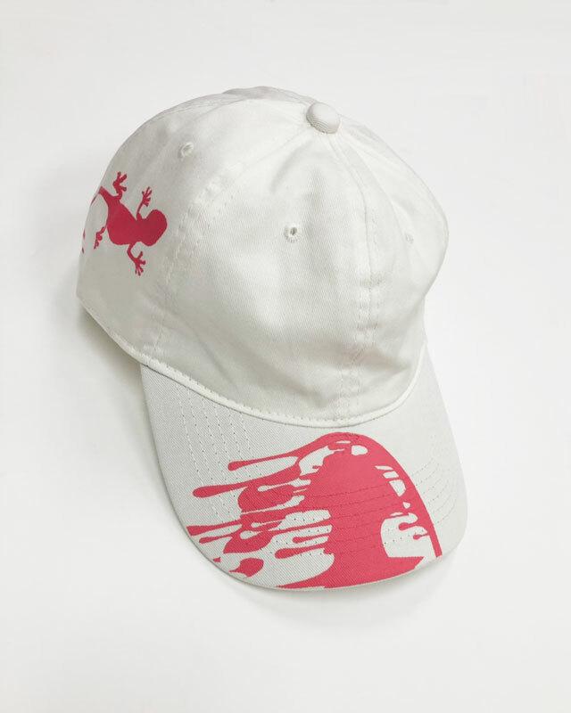 BADMAN CAP(WHT)