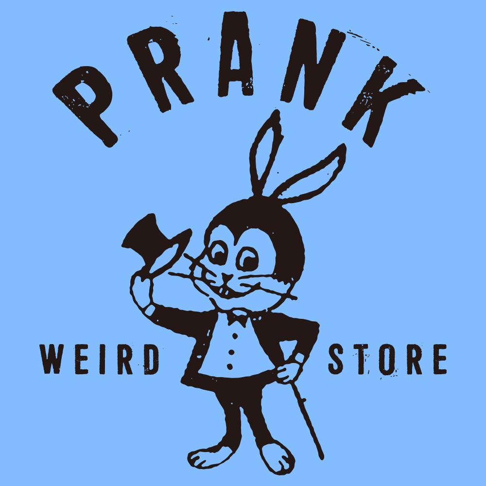 PRANK Weird Collection Long Sleeve Tee SAX