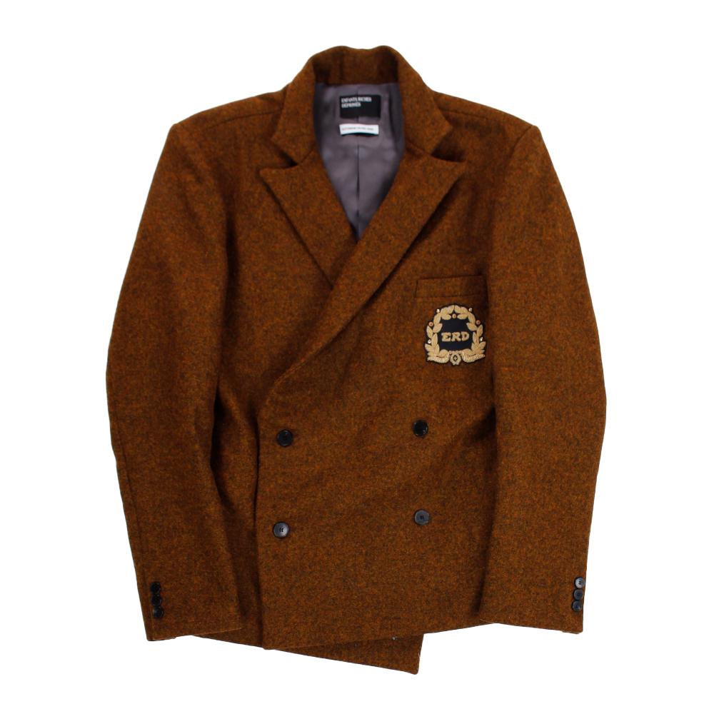 ENFANTS RICHES DEPRIMES Wool College Jacket