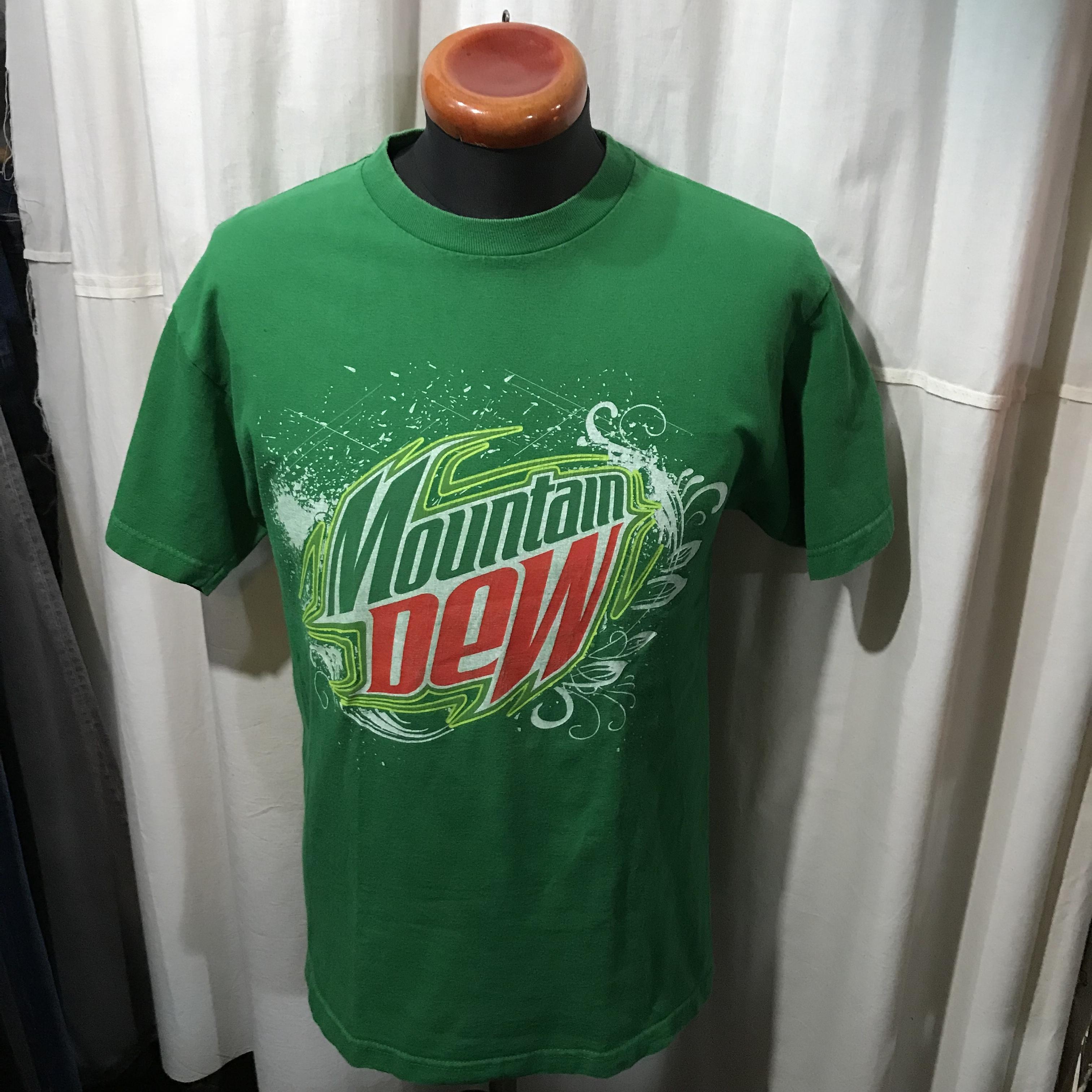 MOUNTIN DEW マウンテンデュー 半袖Tシャツ メンズM~L