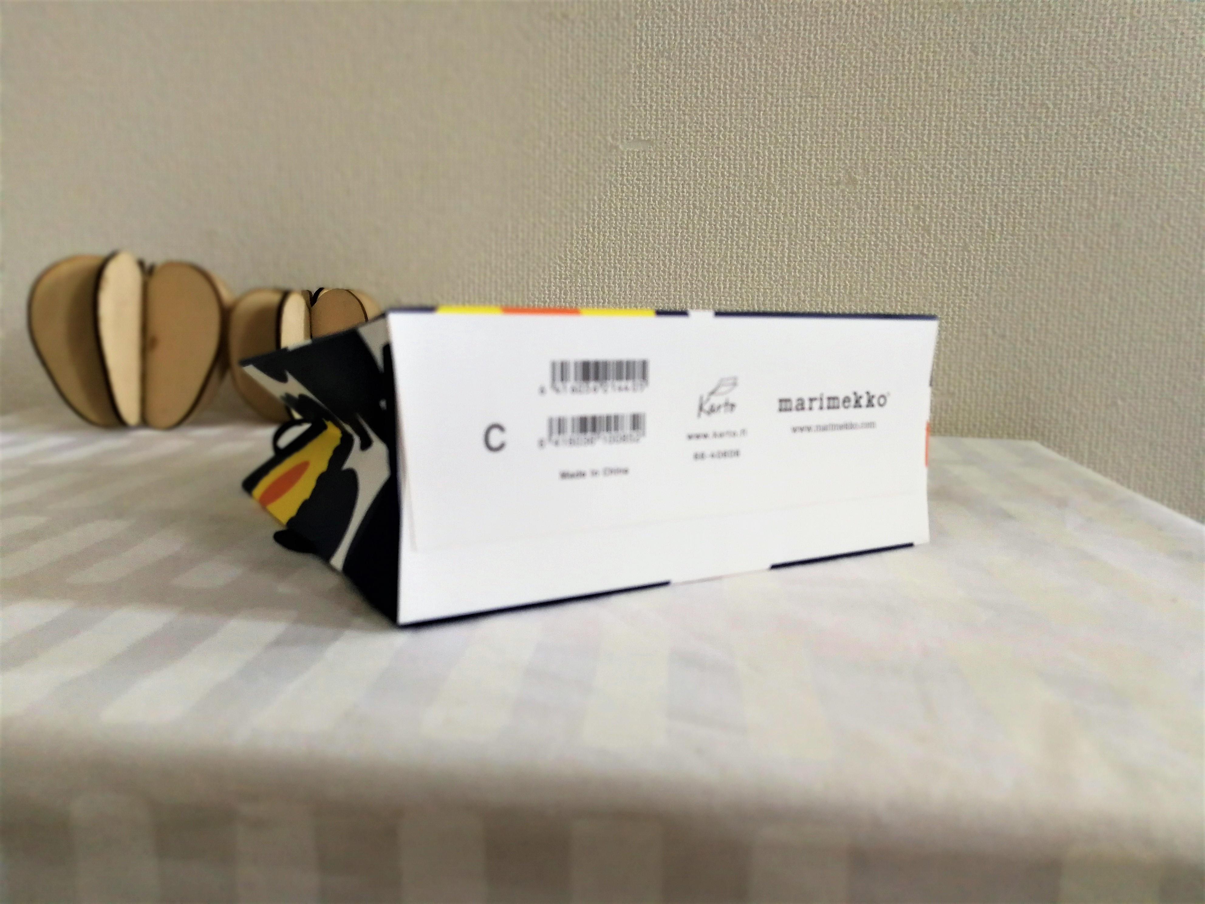ミニペーパーバッグ / マリメッコ / UNIKKO ウニッコ (NV)