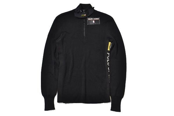 POLO SPORT sizeM sweater black