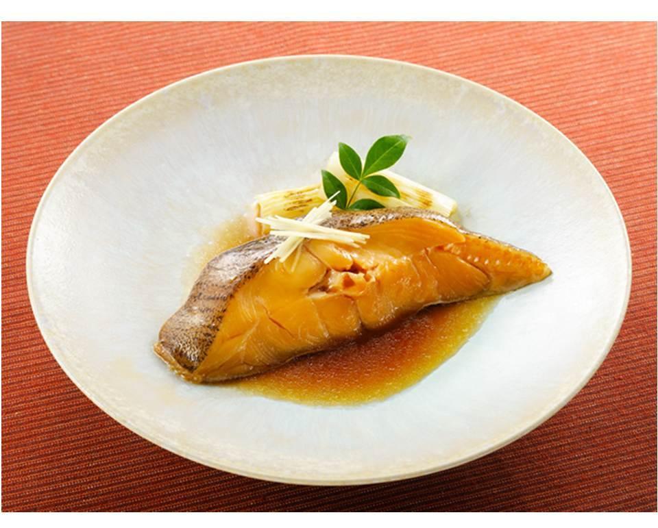 冷凍カレイ生姜煮(85g×2パック) - 画像1