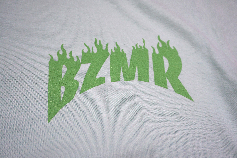 BZMRメラメラTee (ミント) - 画像3