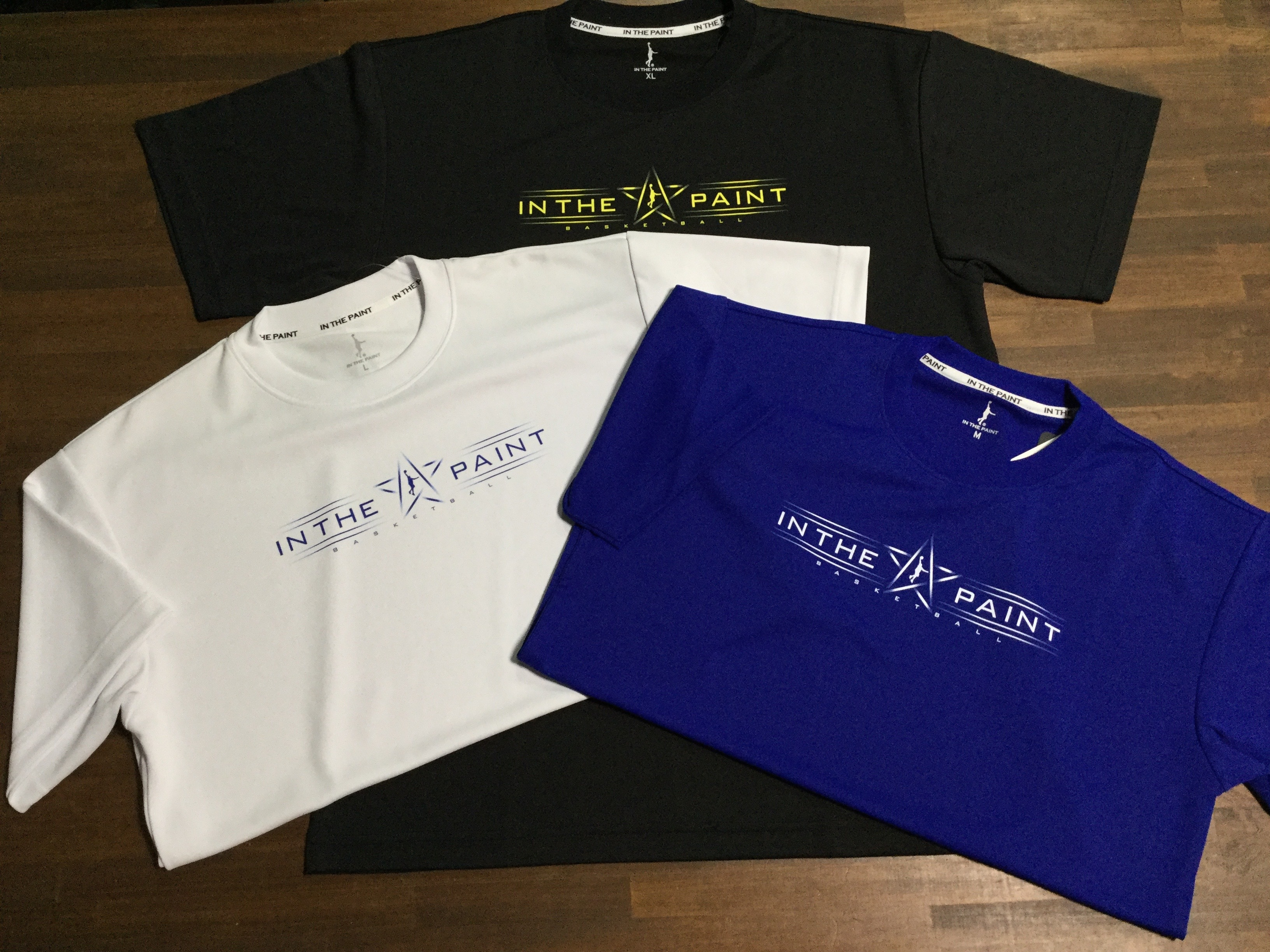 """""""FLASH""""Tシャツ ITP19315【IN THE PAINT】インザペイント"""