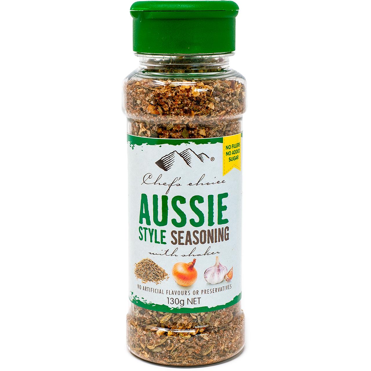 シェフズチョイスAussie Style BBQ Sysning(オーストラリア風)