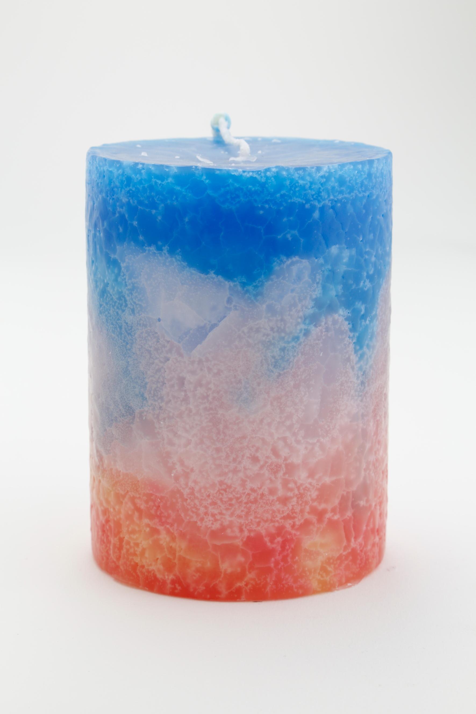 No.92 Candle Cylinder 76 1800  キャンドル