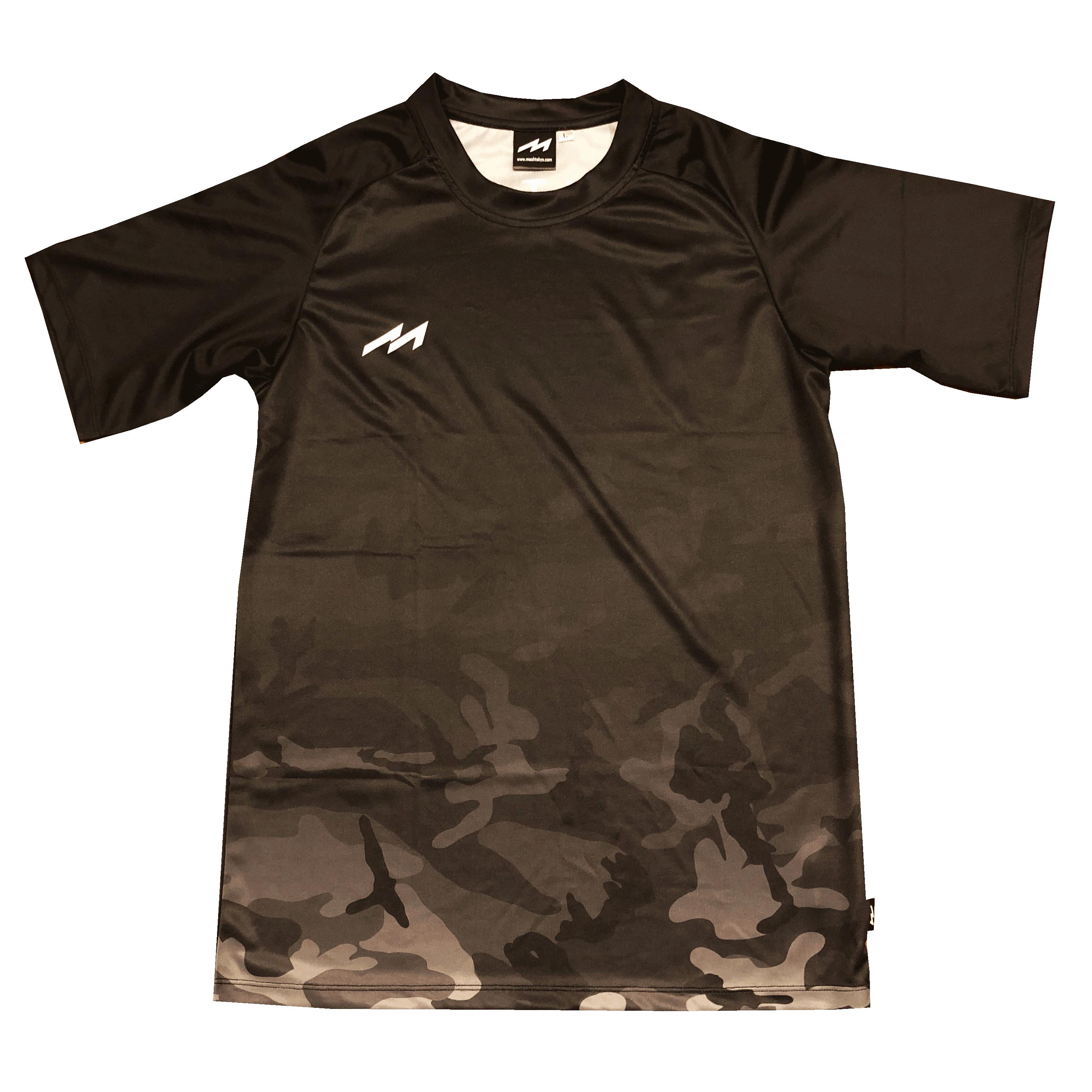 Fade Camo Shirts (MHS-2013 BLK)