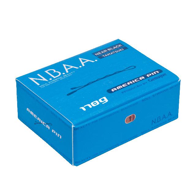 (NB-P09・P12)N.B.A.A.アメリカピン(玉付き)