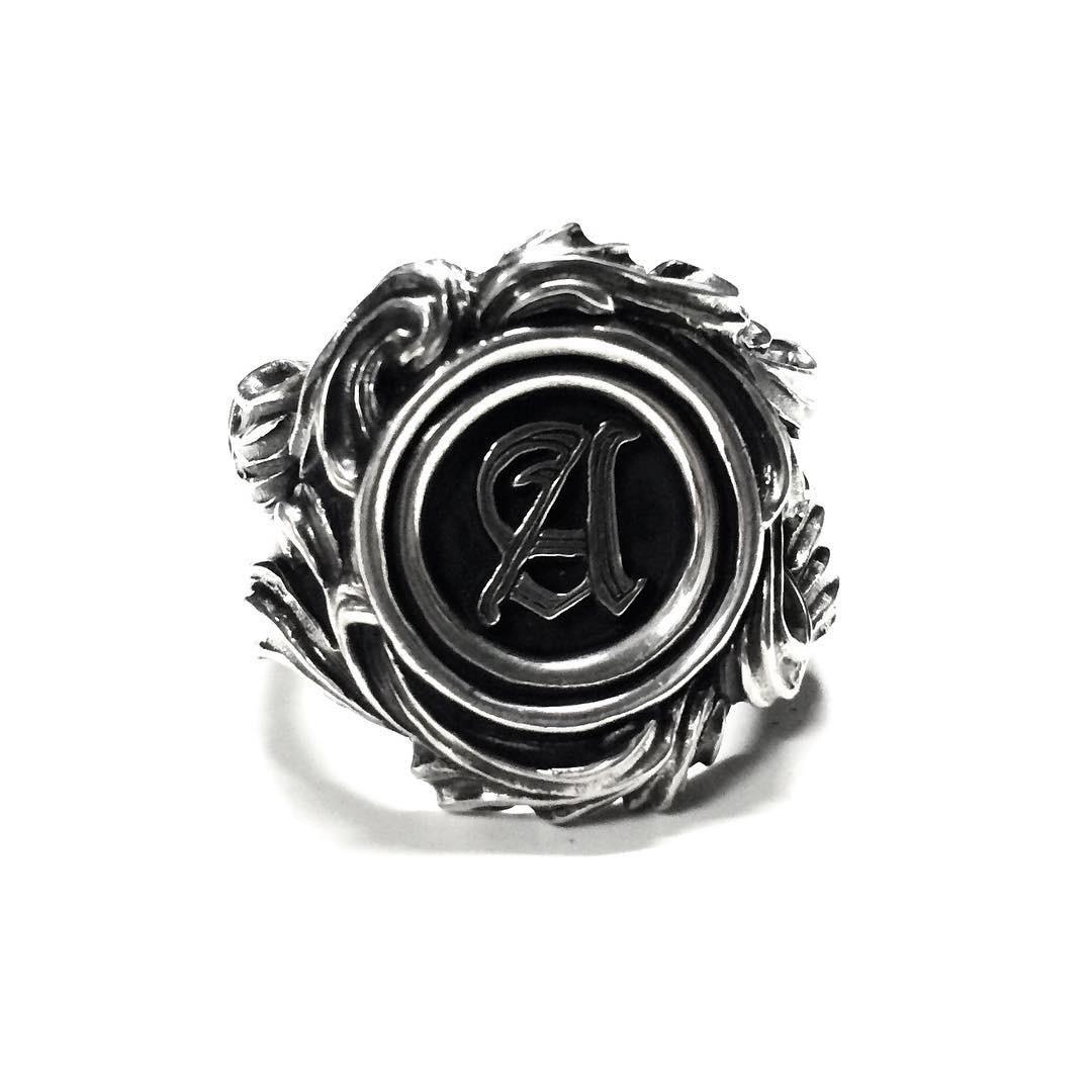 inoutdesign/Circle A Ring - 画像1
