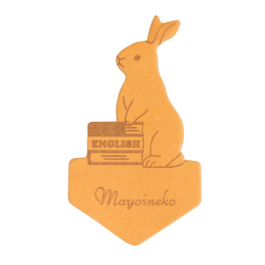 ウサギのしおり 栞 ブックマーカー