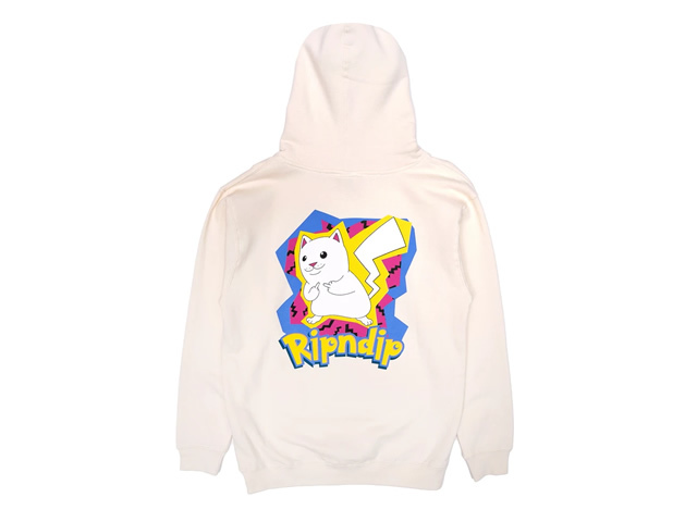 RIPNDIP|Catch Em All Hoodie (Tan)
