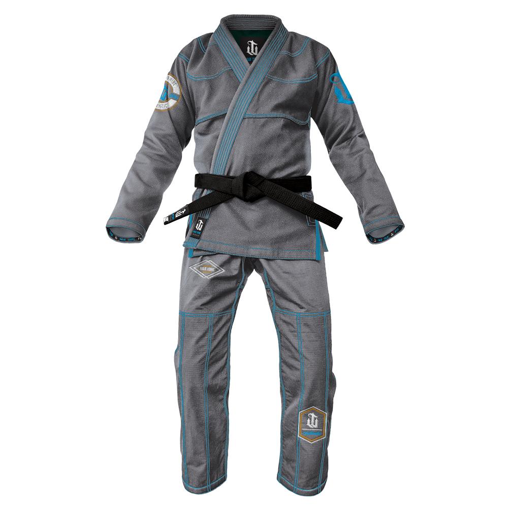 WAR TRIBE GEAR LEGACY 柔術衣 グレー|ブラジリアン柔術衣(柔術着)