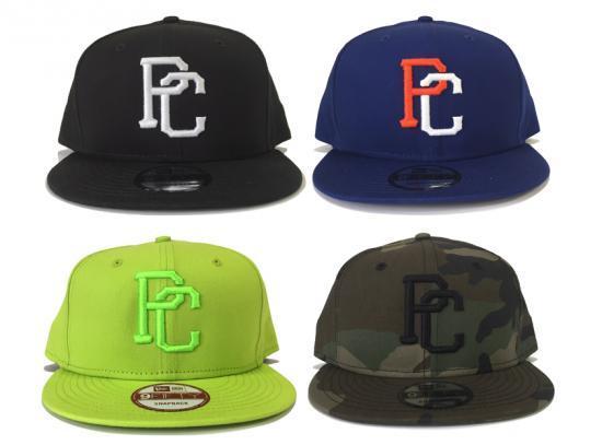 PNCK TEAM LOGO SNAP BACK CAP / PANCAKE