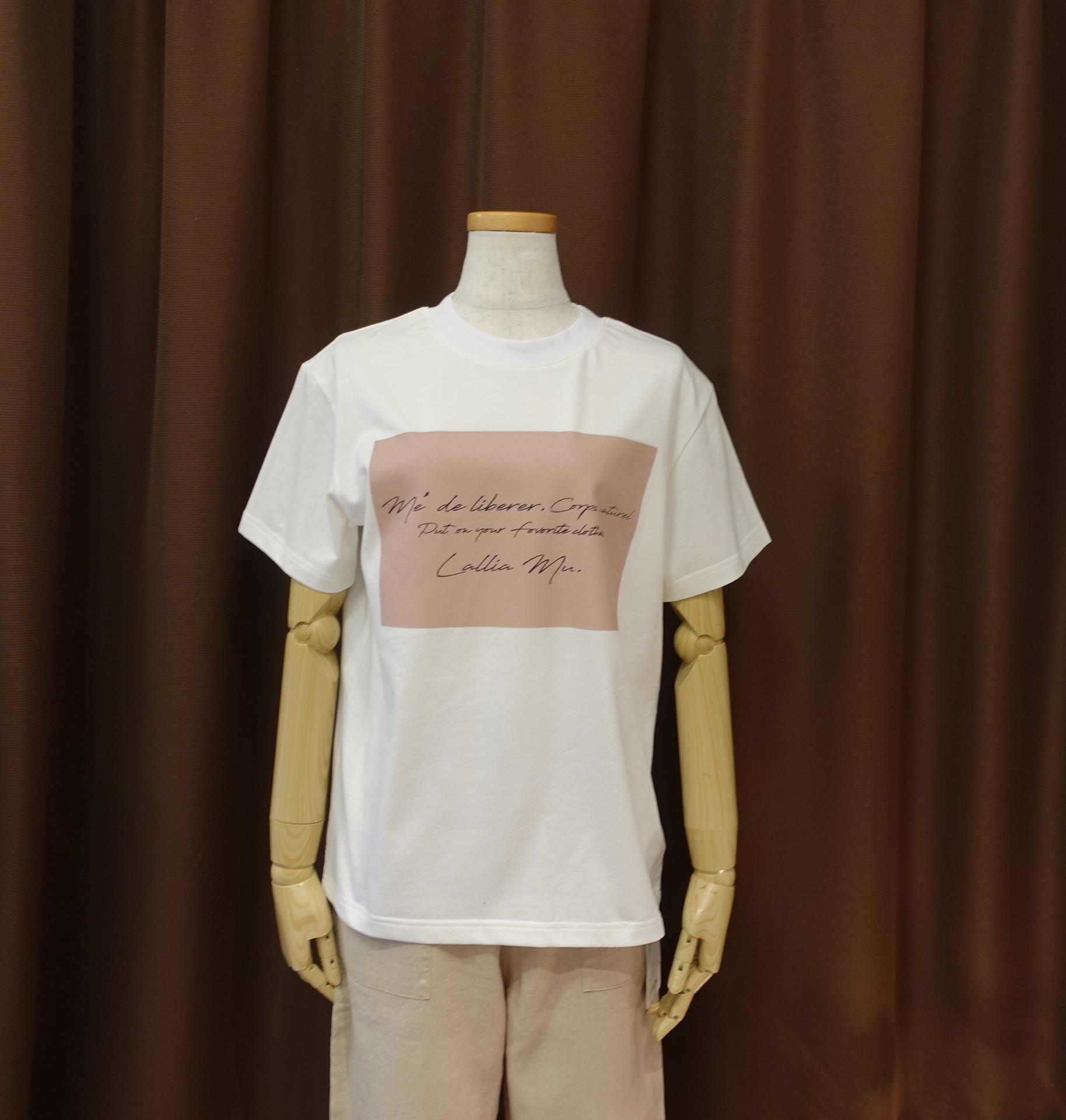 21051  プリントT シャツ