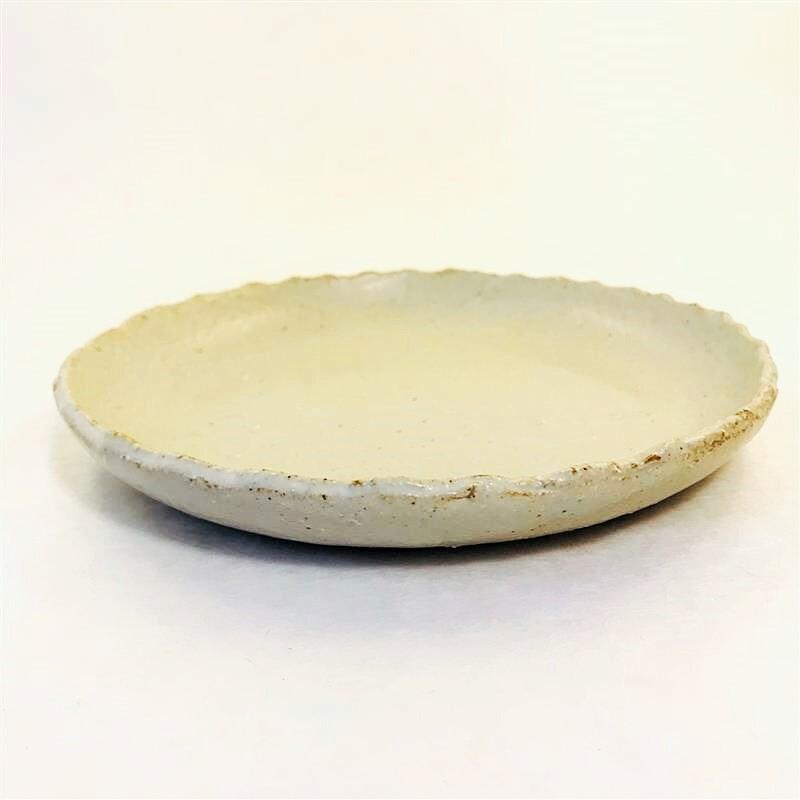 仲田製陶11-1 7寸丸皿