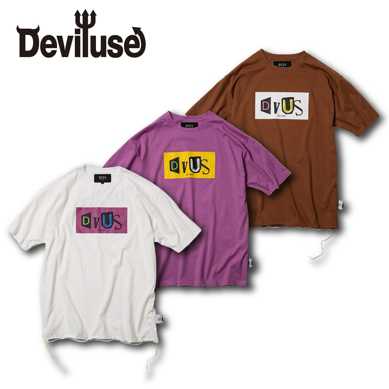 Deviluse(デビルユース) | Claim Big T-shirt