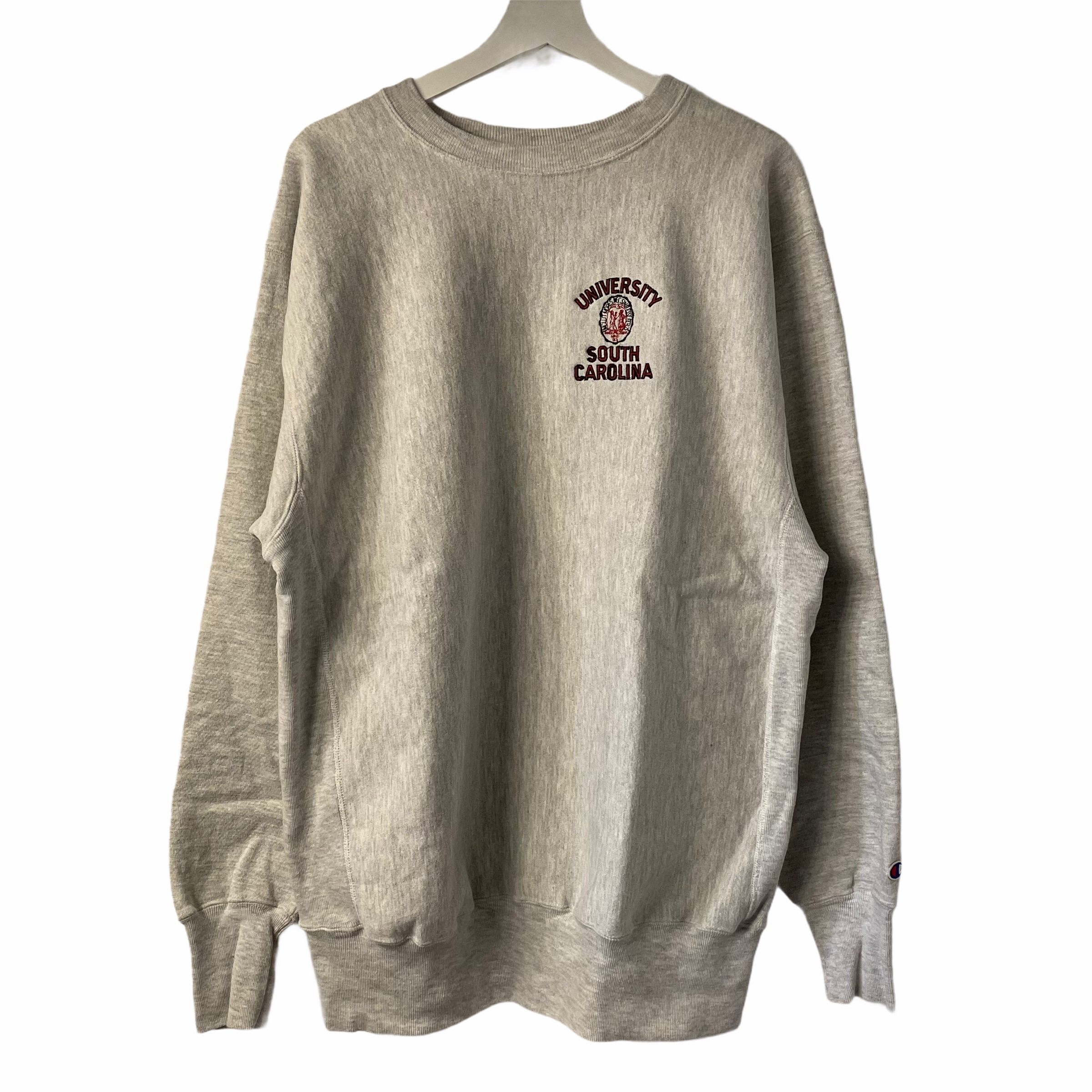 90's Champion reverse weave 4-step embroidery made in USA XXL
