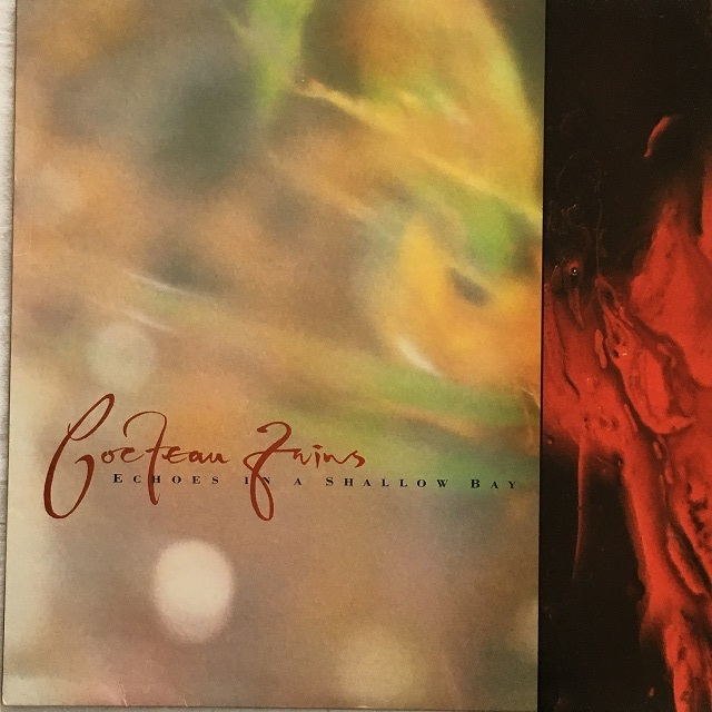 【12inch・英盤】Cocteau Twins / Echoes In A Shallow Bay